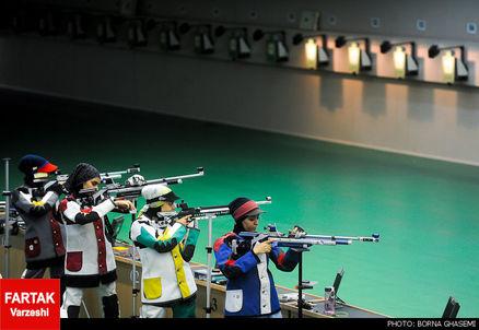 استارت لیست تیراندازی المپیک اعلام شد