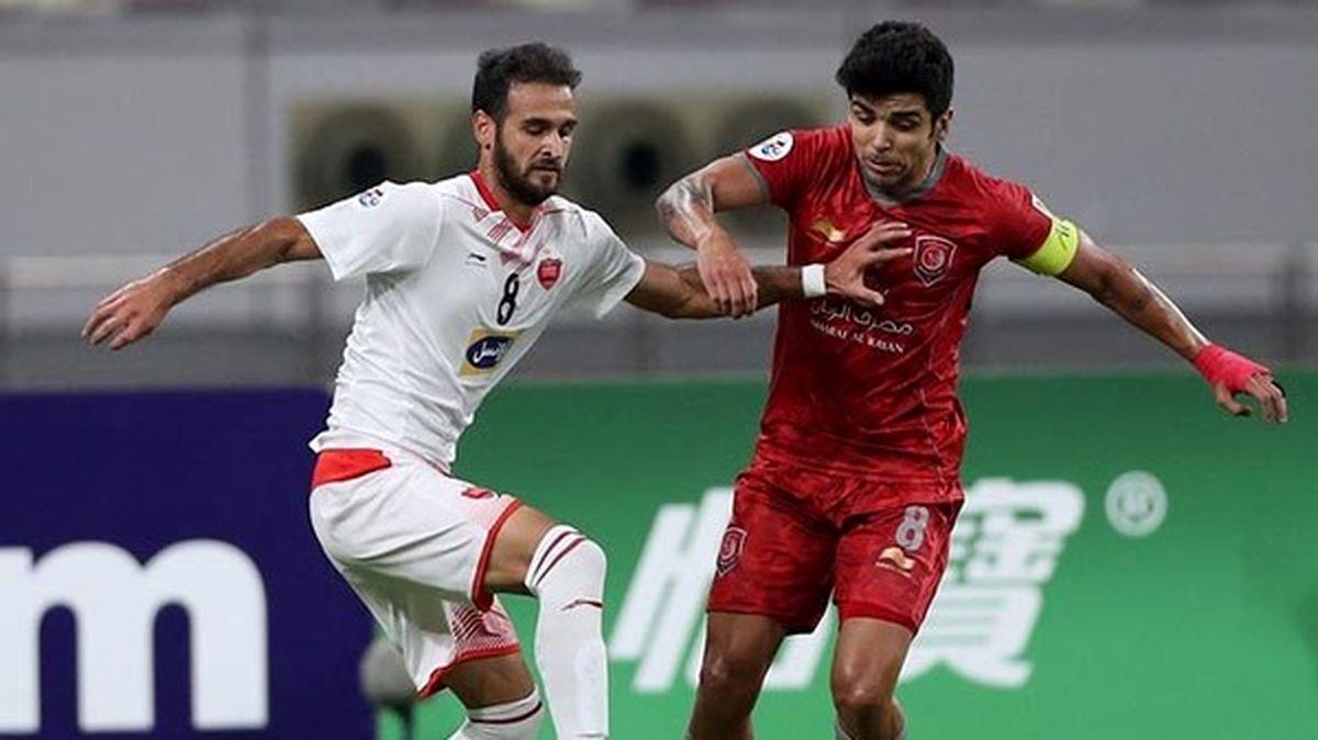 مربی موقت الدحیل قطر مشخص شد