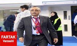 رئیس کمیته فنی کنفدراسیون شمشیربازی انتخاب شد