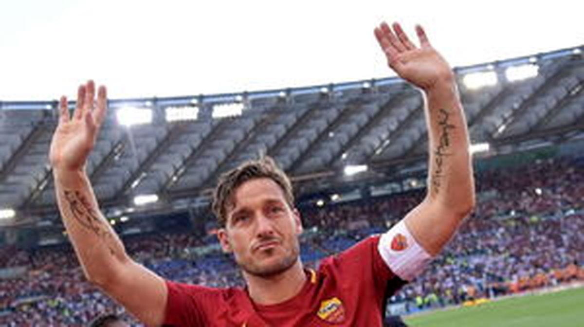تنها تیمی که «توتی» بخاطرش تا مرز خیانت به آ. اس رم رفت