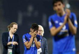 گزارش تصویری وداع تلخ شاگردان شفر با لیگ قهرمانان آسیا