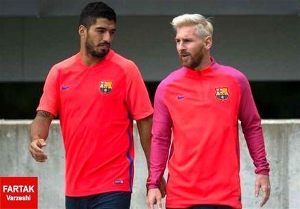 یوفا ستاره های بارسلونا را نادیده گرفت