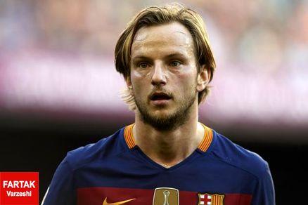 راکیتیچ ار بارسلونا میرود!