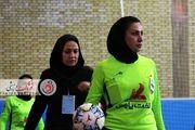 رهیاب تهران هم مانند سایر تیم های لیگ تعداد زیادی گل از میزبان اصفهانی به سوغات برد