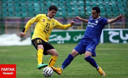 حسرت ناتمام ویسی در لیگ برتر +جدول