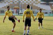 شروع مجدد تمرینات تیم فوتبال سپاهان