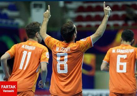 فوتسال جام باشگاههای آسیا | صعود مس سونگون به فینال