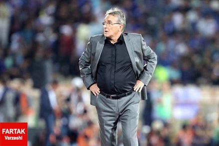 درخواست سرمربی کروات پرسپولیس از مسئولان باشگاه