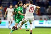 تحلیل خبرگزاری فرانسه از بازی ایران و عراق/خون، غرش، اما بدون گل!