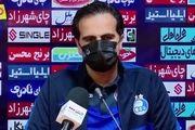 نشست خبری صالح مصطفوی مربی استقلال + فیلم