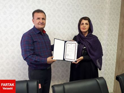 مشاور و مسئول کمیته استعدادیابی گلف تهران منصوب شد