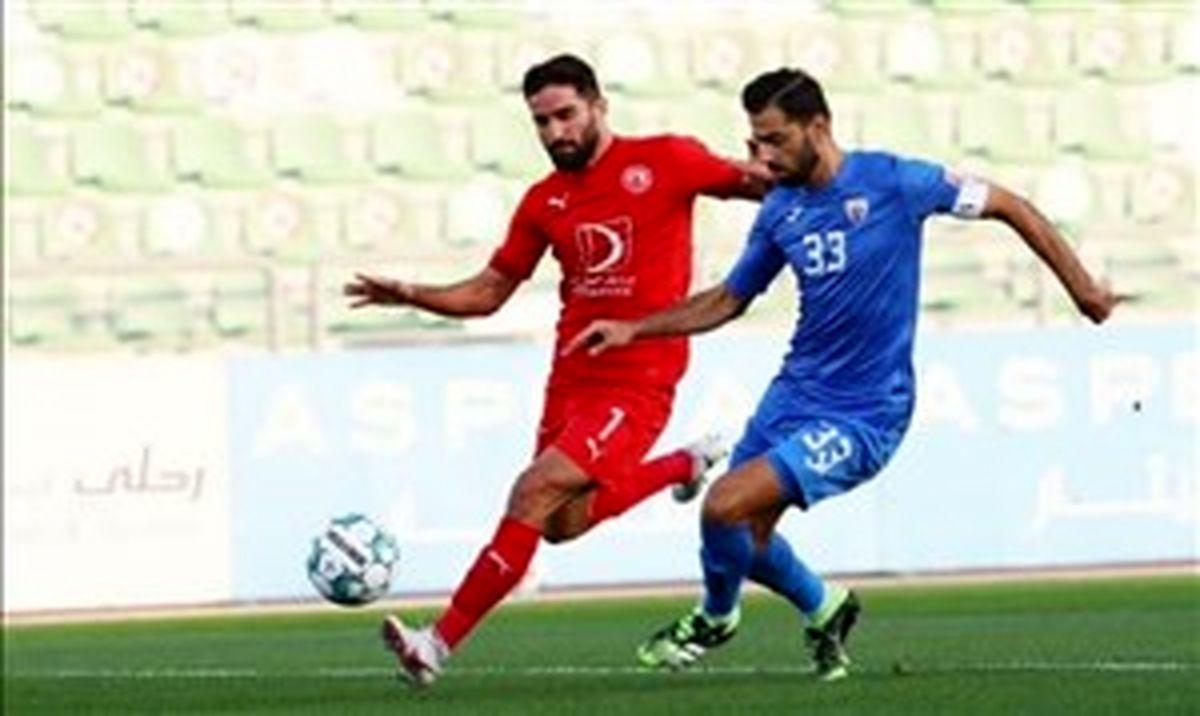 تقابل منتظری و محمدی در آخرین بازی هفته