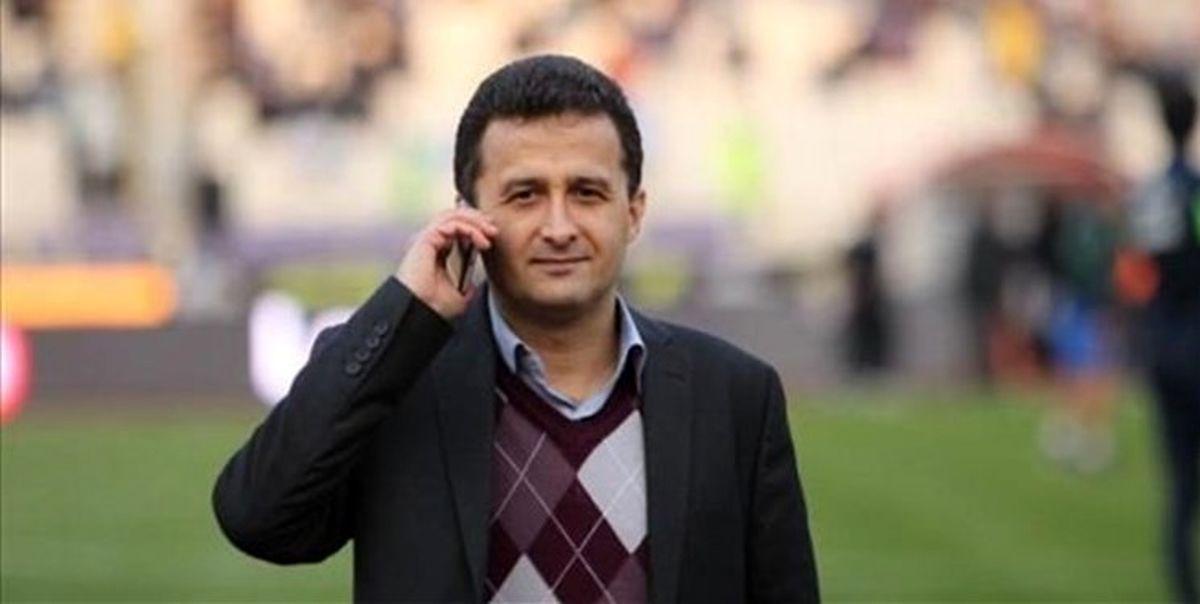 محمودزاده: استقلال میتواند بازیکن خارجی بخرد