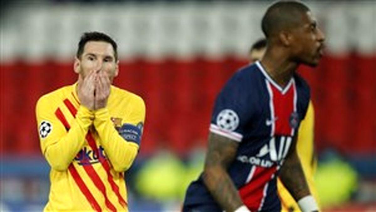 تمدید قرارداد مسی با بارسلونا همچنان در بلاتکلیفی