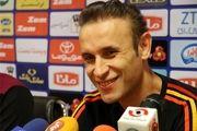 گل محمدی: میخواهیم جز تیمهای بالای جدول بمانیم