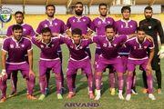 شکوفایی فوتبال خرمشهر توسط مدیریت اروند