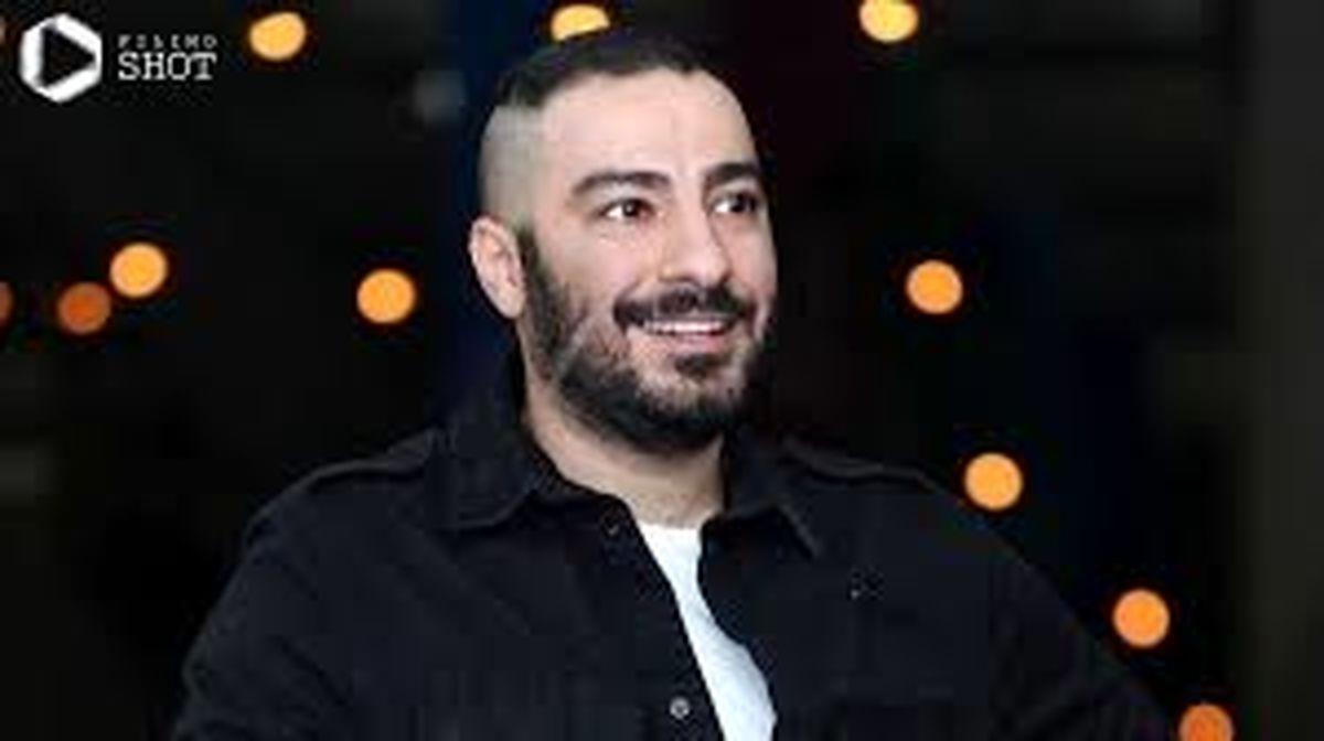 """""""نوید محمدزاده"""" با لباس زنانه در مهمانی ظاهر شد/ عکس"""
