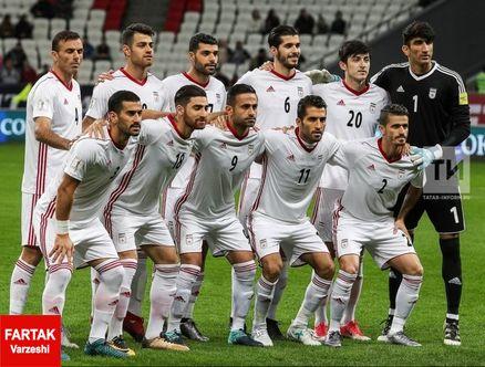 کاری که کی روش کرد، تیم های ملی اسپانیا و فرانسه انجام ندادند!