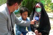 گفتگو با پسر بچه استقلالی و تکذیب افشین پیروانی + فیلم