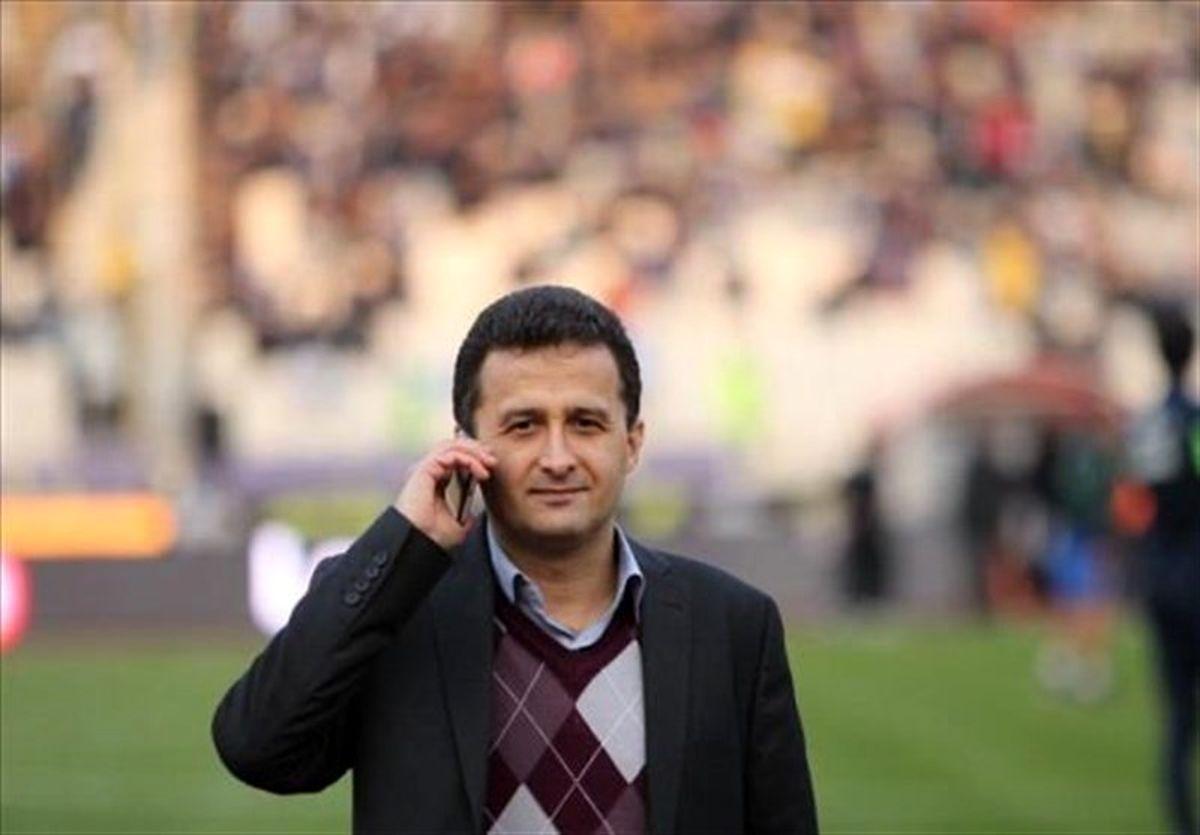 تبانی در لیگ یک؛  محمود زاده تایید کرد