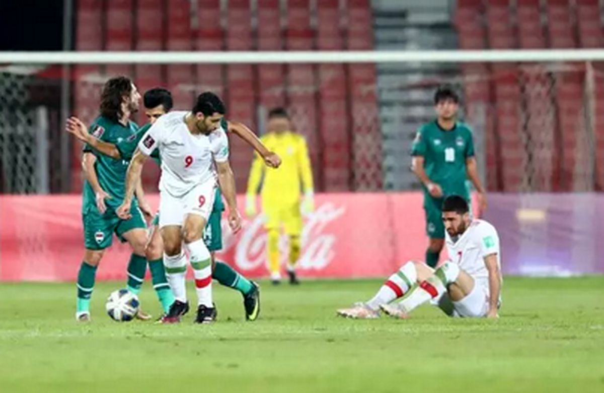 اسامی داوران دیدار تیم ملی فوتبال ایران و عراق اعلام شد