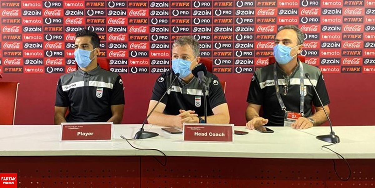 اسکوچیچ: بحرین را مثل کف دستم میشناسم/ سبک بازی تیم ملی تغییر کرده
