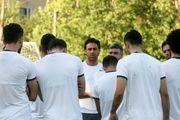 گزارش تمرین استقلال| تشکر مجیدی از بازیکنان و تماس تصویری با مدافع مصدوم استقلال