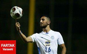 ستاره جوان استقلال در بین برترین استعدادهای فوتبال دنیا