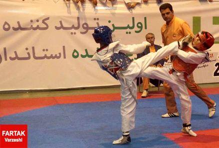 هفته اول لیگ برتر خردسالان پسر تکواندو برگزار شد