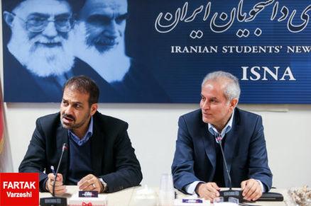 سجادی: در هفته دوم شرایط کاروان ایران بهتر میشود