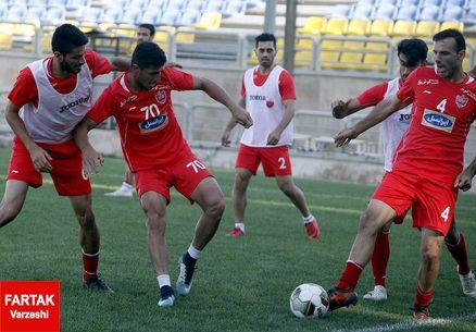 تساوی پرسپولیس در چهارمین بازی تدارکاتی در کرواسی
