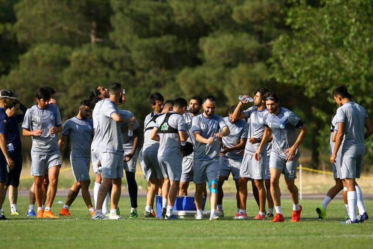 شرایط نامساعد استقلال رد آستان بازی های لیگ برتر