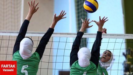 دختران والیبالی نهم آسیا شدند