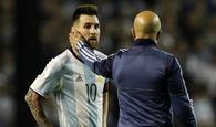 سونامی در اردوی تیم ملی آرژانتین!
