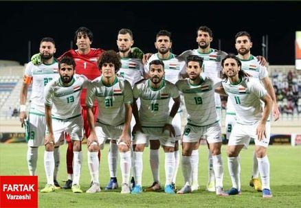 خبرنگاران رسانههای خارجی را به تمرین تیم ملی عراق راه ندادند