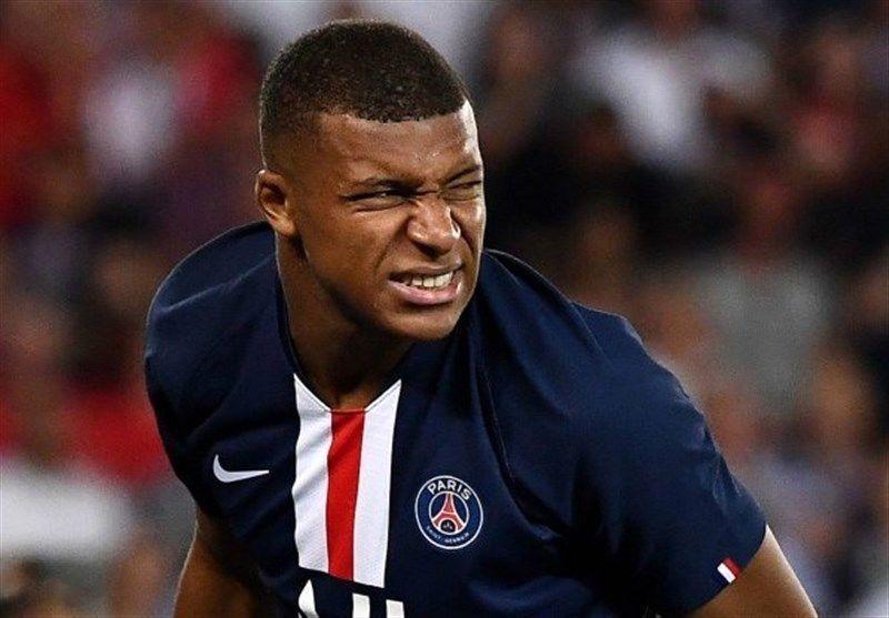 امباپه از همراهی تیم ملی فرانسه بازماند