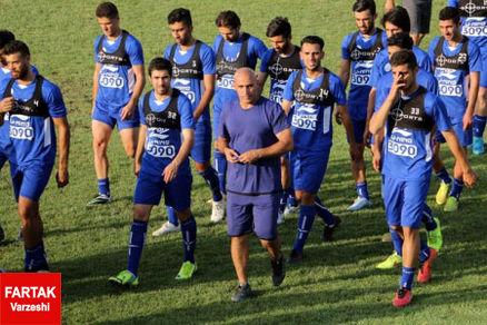 بازیکن مورد علاقه منصوریان مصدوم شد