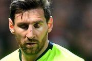 بارسلونا بدون مسی، پیکه و آلبا مقابل اینتر بازی میکند
