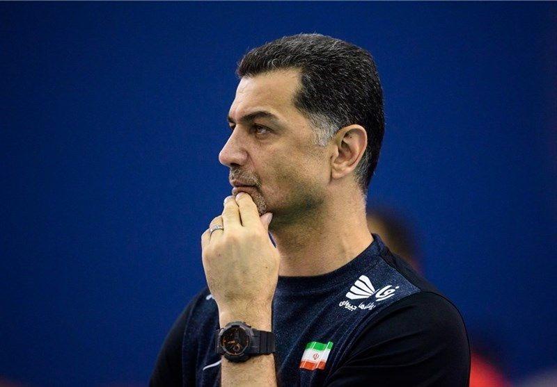اولین اظهار نظر سرمربی تیم ملی والیبال جوانان بعد از کسب قهرمانی جهان