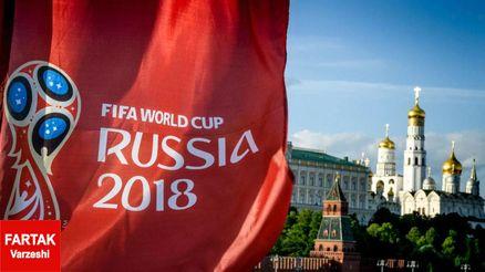 ترکیب دو تیم روسیه و عربستان برای بازی افتتاحیه جام جهانی
