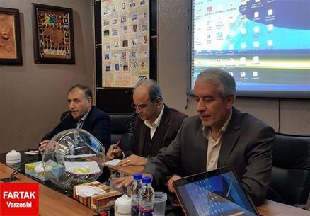توضیحات سلیمانی درخصوص برکناری اش از سمت دبیری سازمان لیگ فوتسال