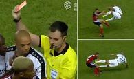 بدترین و ناجوانمردانه ترین تکل تاریخ فوتبال+عکس