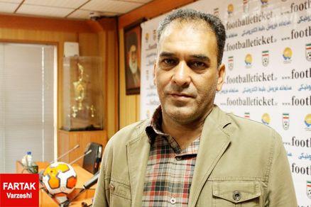 یوسف نادریان: بوکان بهترین هواداران ایران را دارد
