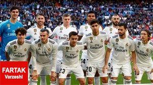 رونمایی از ترکیب اصالی دو تیم پلژن و رئال مادرید