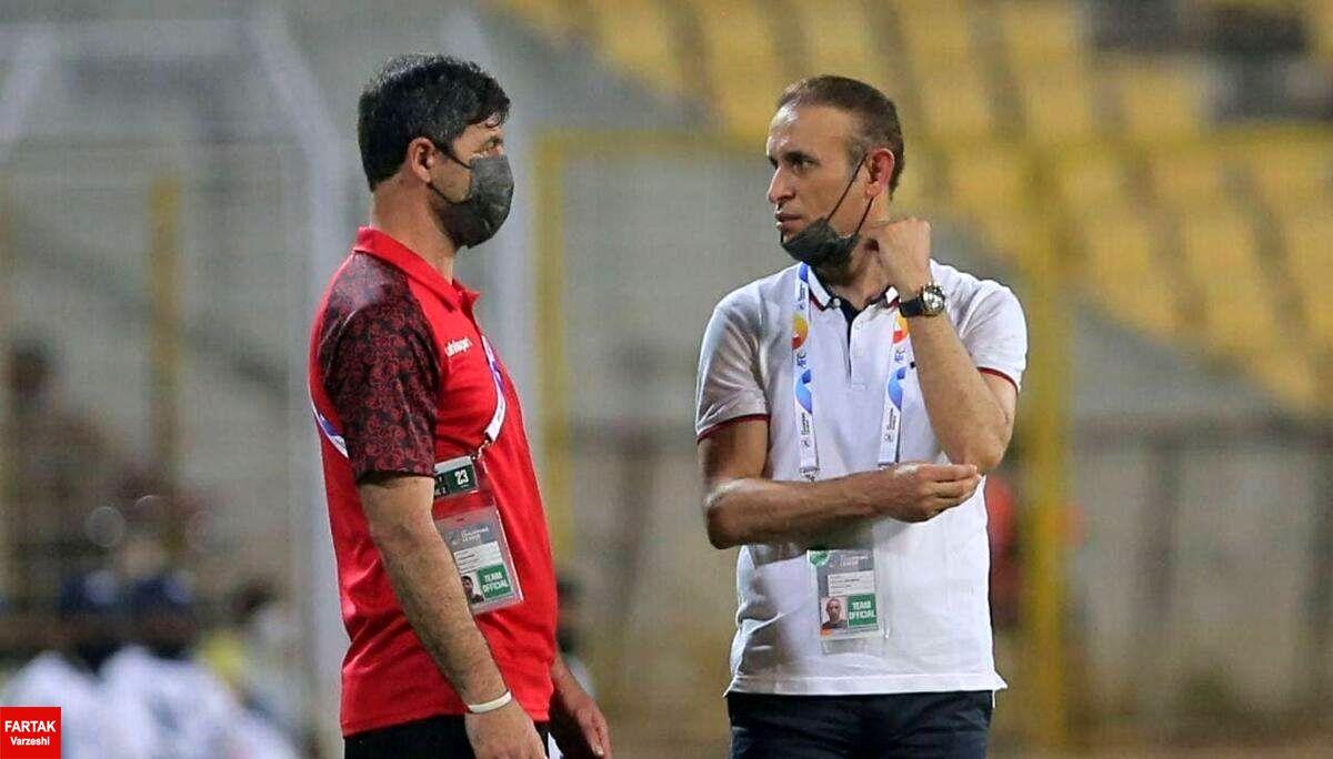 موافقت یحیی با حضور باقری در تیم ملی