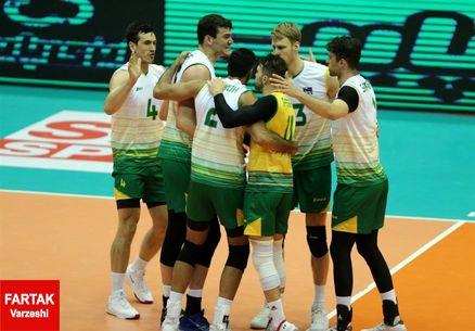 حریف ایران در فینال مسابقات قهرمانی آسیا مشخص شد