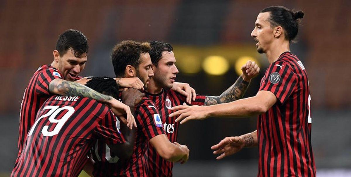 تاثیر زلاتان روی میلان / پیولی بهترین تیم پساکرونایی ایتالیا