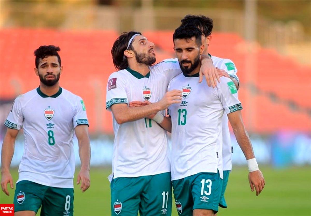 بشار رسن مشکلی برای بازی با ایران ندارد