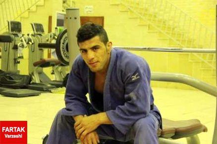 اولین جودوکار ایران از مسابقات المپیک حذف شد
