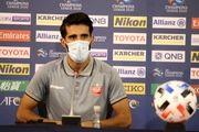 بشار بهترین هافبک لیگ قهرمانان آسیا شد